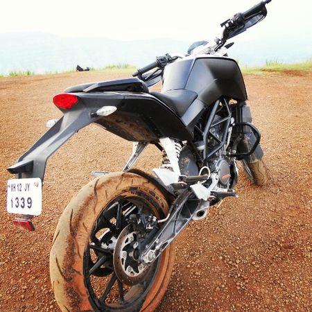 Madeformud Madeforanything Ktm KTMRacing KTM Duke200 Tyres Mud Ride Or Die