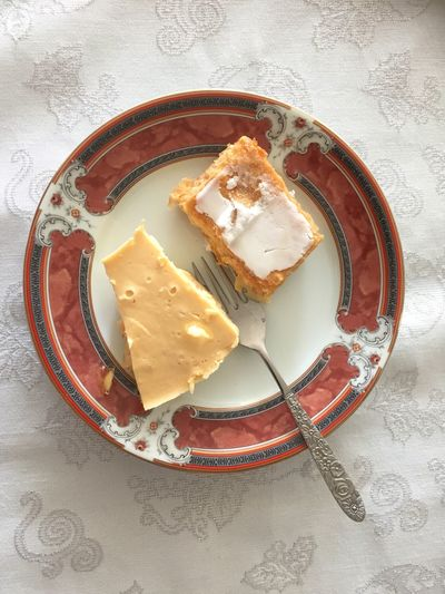 Diet pineapple pudding or mille-feuille? Sweet dilemma Pineapple Pudding Mille-feuilles Pudding EyeEm Selects Sweet Food Food And Drink Food Dessert Plate Food Stories Food Stories