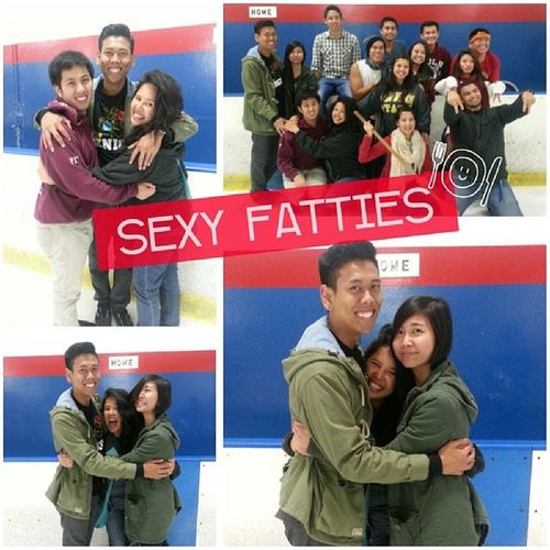 Felt like I haven't seen my line in so long.. I miss them!! Sexyfatties Sexyfatass LoveThem