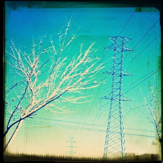 Electrifying Sky