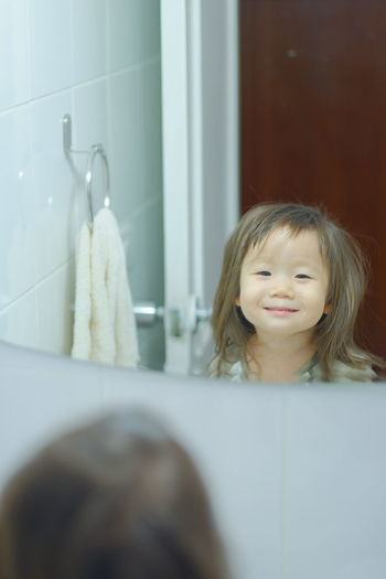 Morning Smile Fujifilm FUJIFILM X-T1 X-T1 XF56mm Kids Daughter Smile