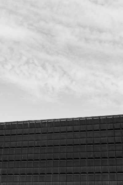 Architecture Baltic Building Exterior Built Structure Cloud - Sky Day Industry Latvia No People Outdoors Riga Sky