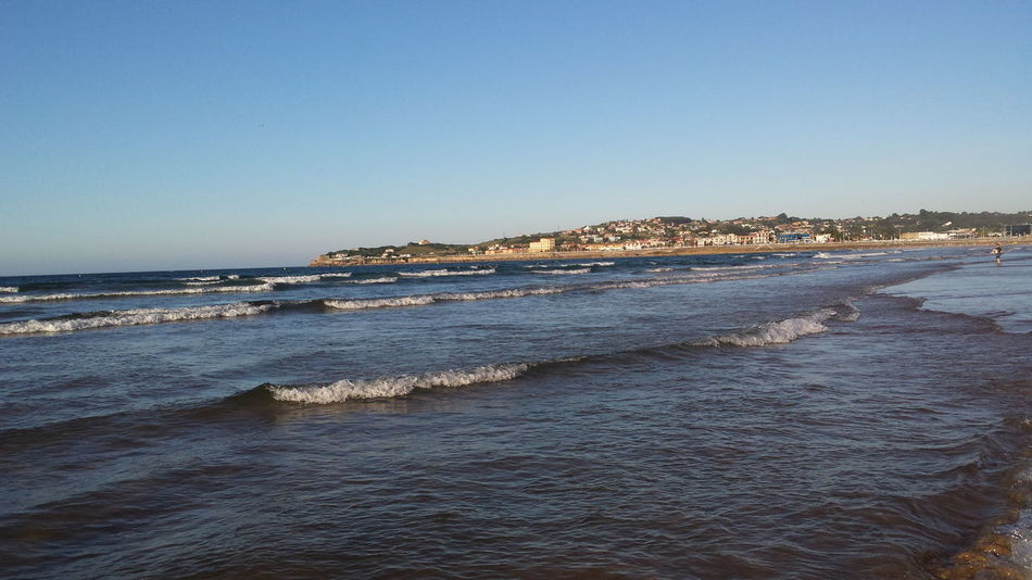 Water Sea Tranquil Scene Beach🐚 Enjoying The Sun Spain_gallery Gijon_gallery Asturias_ig Diasdesol Verano2016 PlaceresDeLaVida Playadesanlorenzo Sinfiltro Enjoying Life Beauty In Nature