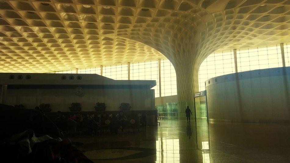 Airport Mumbai Indoors  Architecture Day No People Ice Hockey