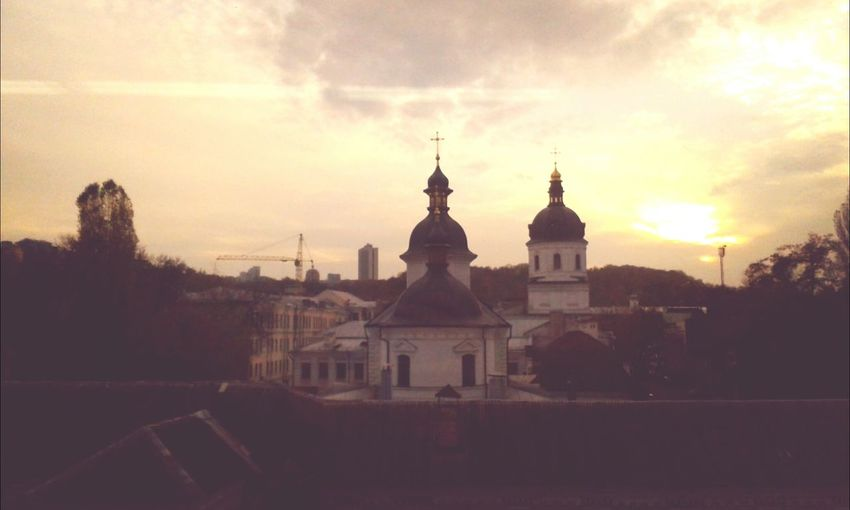 Calmness Within Melancholic Landscapes Kievgram