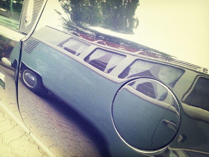 VW Magic Surfing Bus