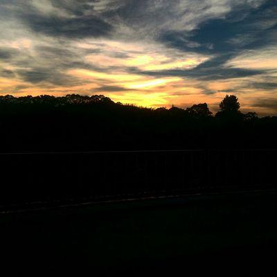 夕陽 晚霞 Beautiful 漸層