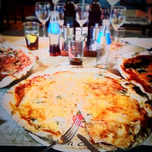 Show Us Your Takeaway! Pizza 4cheesepizza 40centimerspizza