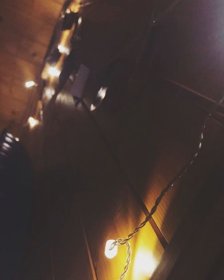 Noches de verano. Summer night Indoors  Illuminated Low Angle View Night No People First Eyeem Photo Close-up