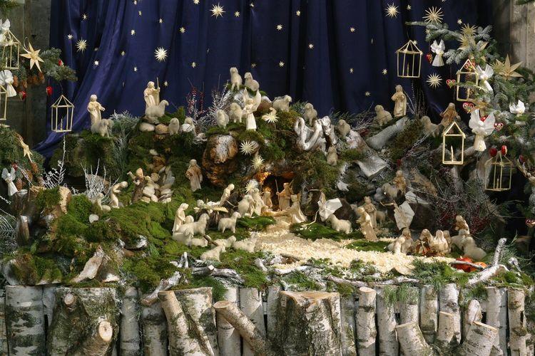 Nativity Scene, birth of Jesus Bethlehem Birth Celebration Christianity Christmas Christmas Decoration Creche Croatia Faith Family Holy Jesus Joseph Manger Nativity Peace Religion Religious  Sacred Saint Savior Spiritual Virgin Mary Worship