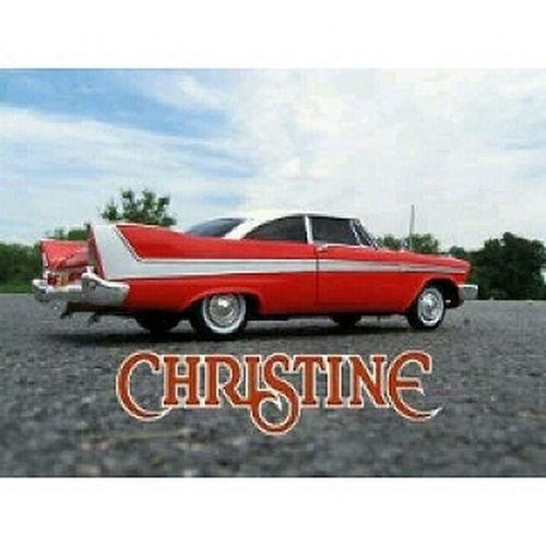 Christine Christineocarroassassino Christine Stephenking Classicosdocinema classicmovies