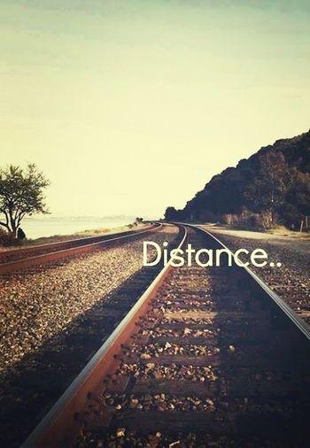 La distance ne peut pas separer de vraies amies <3.