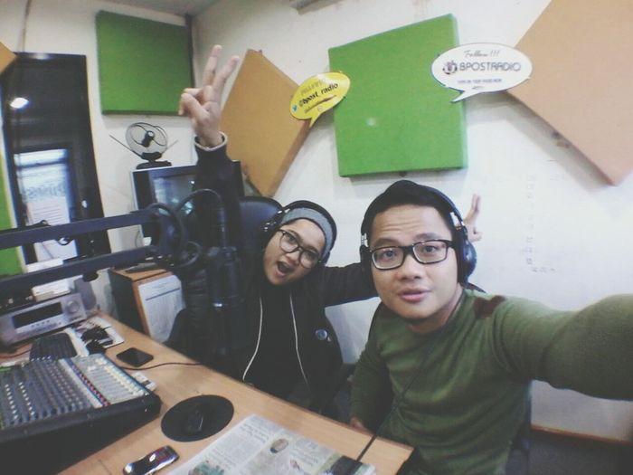 Sneak Peak our morning on Serangan Fajar only on 91,3 Fm Announcer Radio Banjarmasinpunya banjarm Banjarmasinbungas Morning ♥Banjarmasin