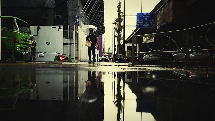 Street Reflection Tokyo Japan Leica Leicaq Streetphotography Reflection Street