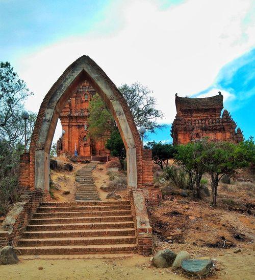 Tháp Chàm Phú