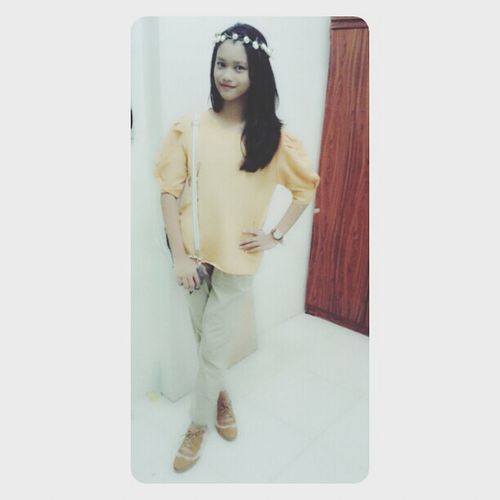 like a princess^^ Young Flowercrown  Latepost Cute