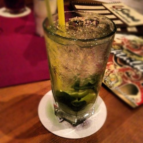 Endlich mal wieder #mojito #rheydt #4sinne #cocktail #fridaynight 4sinne Mojito Cocktail Fridaynight Rheydt