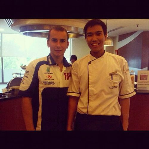 GeorgeLorenzo PanPacificKLIA JobTraining Malaysia
