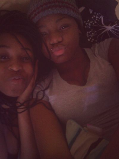myy bbby cousin & i