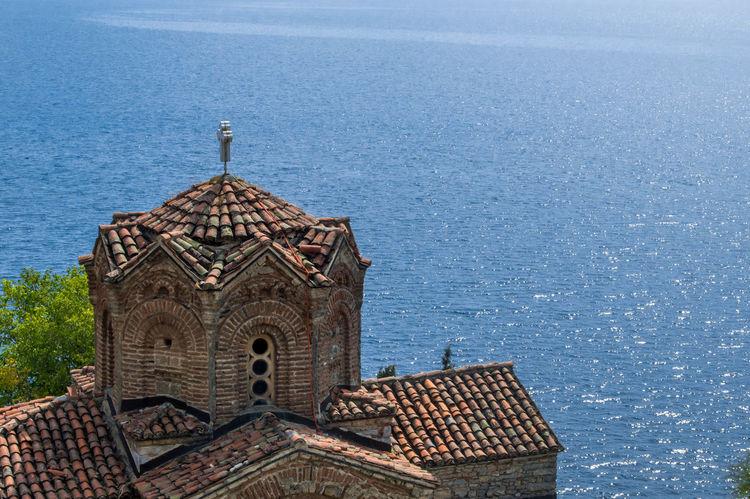 Building Exterior Macedonia Ohrid Ohrid Lake Ohrid Macedonia Orthodox Orthodox Church Scenics Tranquil Scene