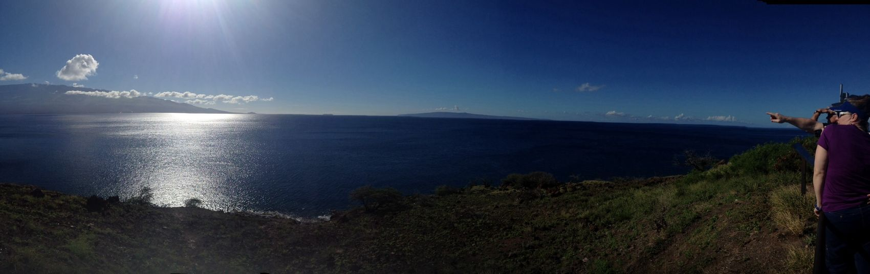 Watching for humpback whales in Maui. Ocean Nature_collection Enjoying Life Sun_collection