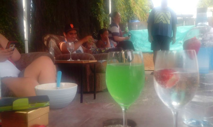 Drinks ± Enjoying Life IrenesPics No Fliter  Drinking Family Time Summer2014 Summer ☀