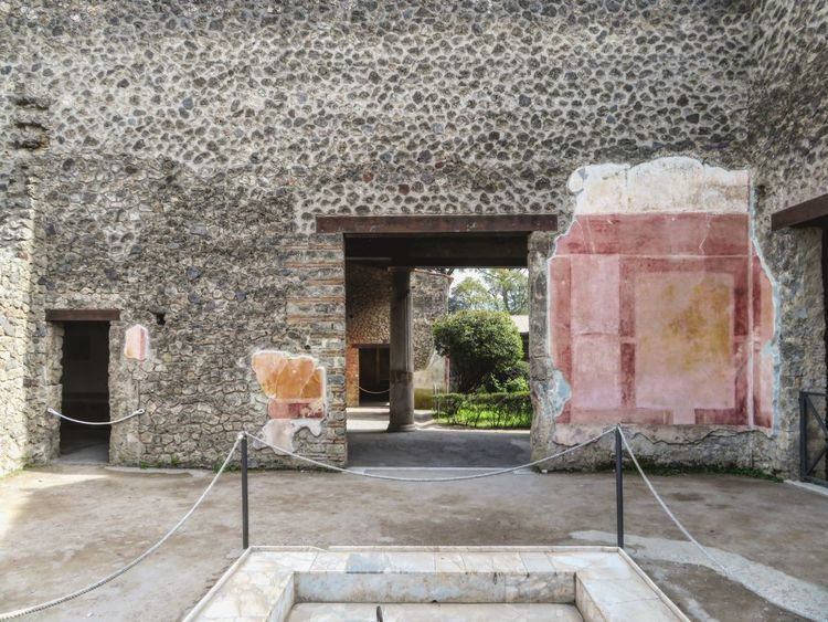 Pompei Ruins, Venus' house (NA, Italy) Architecture No People Built Structure Building Exterior Outdoors Pompéi Pompei Scavi Pompeii Ruins Pompei. Archeologia Archaeology Ancient Ancient Civilization Ancient Architecture Art AffrescoRoman Ruins Roman Architecture Ruins Archaeological Sites Archaeological Campania Napoli Italia Italy Cultural Tourism