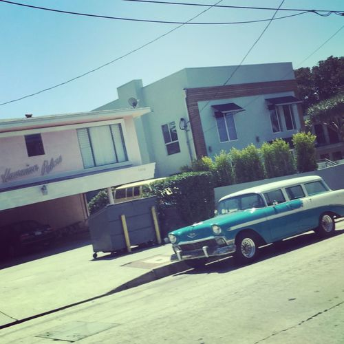 Hollywood retro