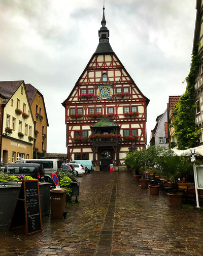 Been There. Besigheim Architecture Building Exterior Built Structure Cloud - Sky Day Germany No People Outdoors Sky Spirituality