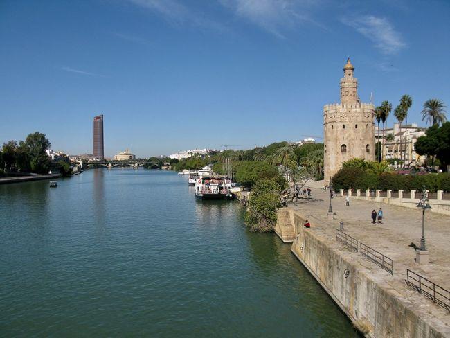 Cityscape Tourism Seville