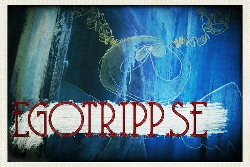My logo. www.egotripp.se Art Artist Logo