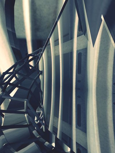 Geometrical Patterns Architectural Detail Geometry Object From Nowhere