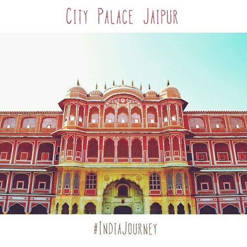 IndiaJourney CityPalaceJaipur Indiapictures Indiaphotos Incredibleindia Incrediblejaipur India