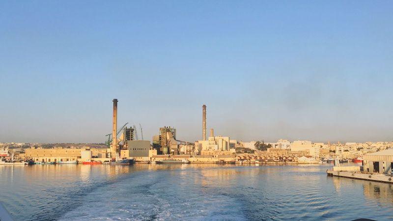 Malta Catamaran Land Sea Powerstation