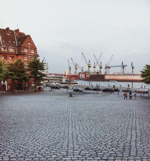 Fischmarkt Urban Geometry Urban Landscape Street Photography Inmybario