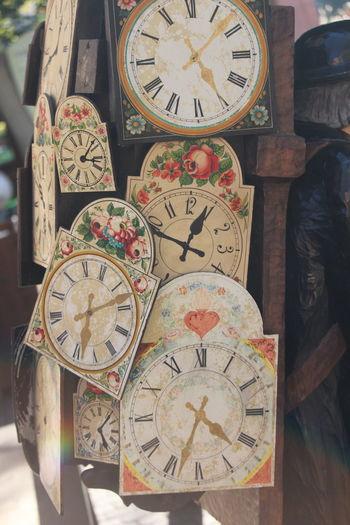 Clocks, Endless Time,
