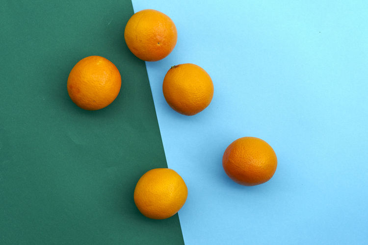 Orange - Fruit Oranges Unshelled