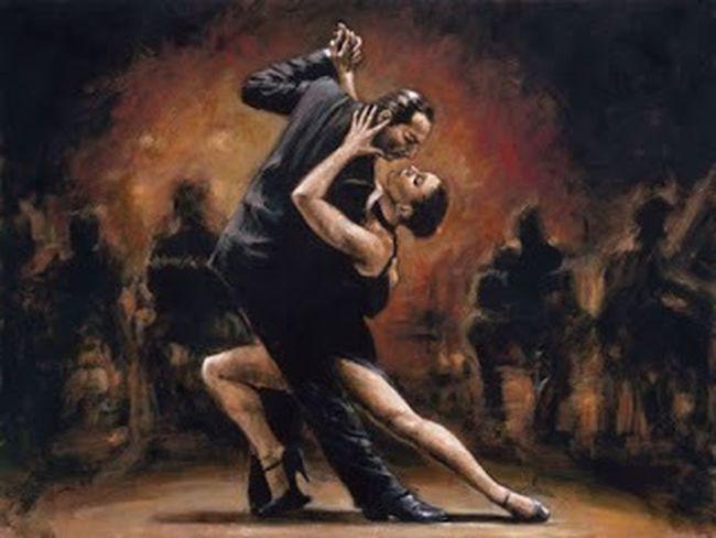 when we say tango, we mean love Love Tango Dance