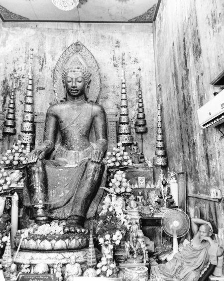 The buddha and