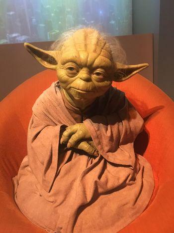 Wax Museum Wax Figure Yoda Starwars Starwars