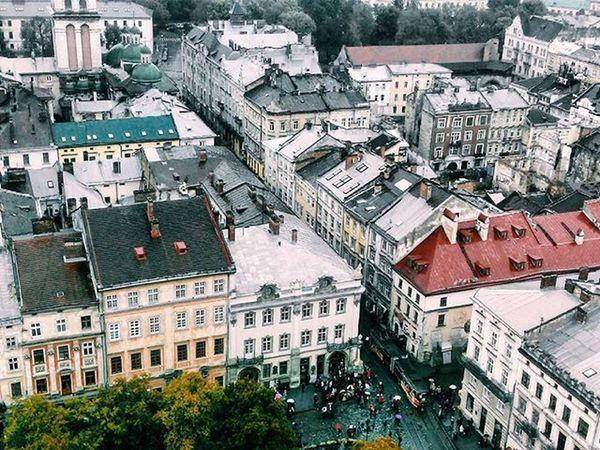 VSCO Vscocam Vscogrid Vscogood Vscophile Vscoua Vscoukraine Vscobestpictures Place Buildings Lviv Lvivgram Picoftheday Misto_leva Panorama