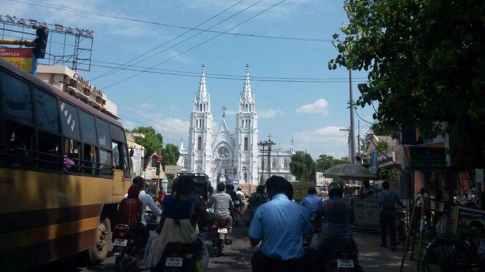 Madurai Madurai St.marys Church Madurai_special Maduraisland India The Commute The Essence Of Summer- 2016 EyeEm Awards The Street Photographer - 2016 EyeEm Awards My Commute EyeEmBestPics Eyeemphotography