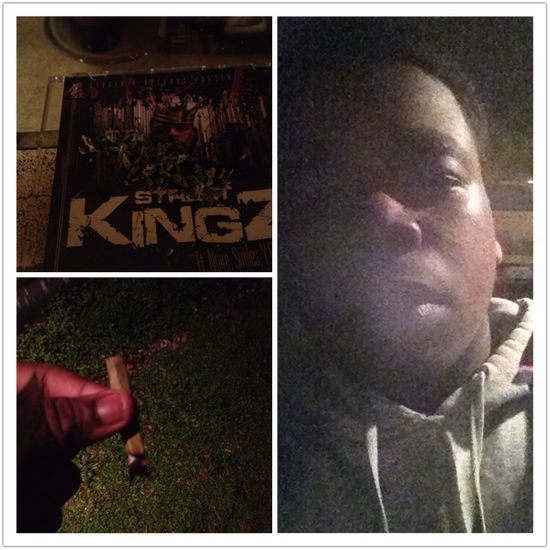 My Night Last Night Faceing A Loud Blunt