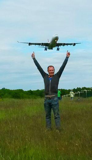 Flugzeug Schnappschüsse GERMANY🇩🇪DEUTSCHERLAND@ Spaßbilder Spaß Haben  Photo♡