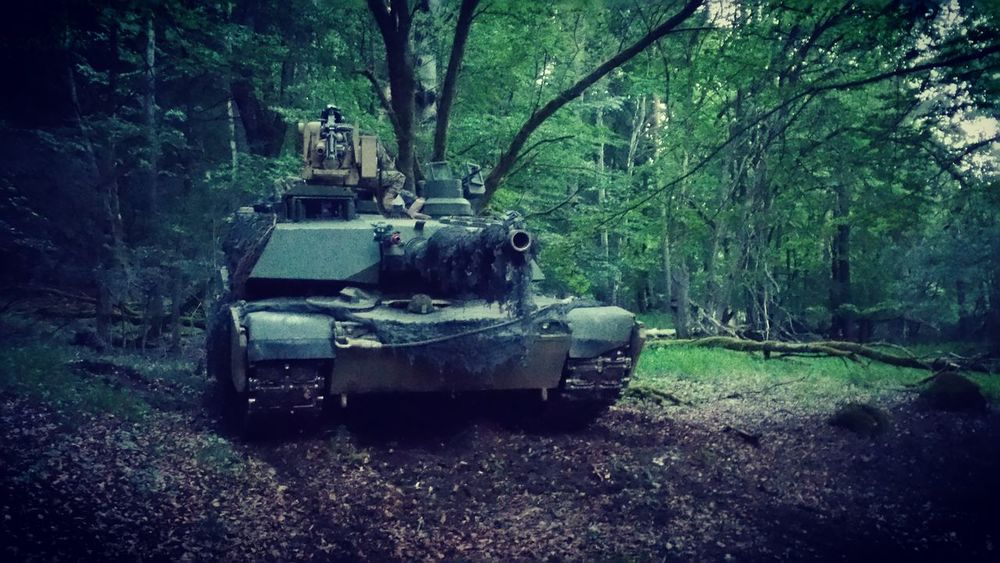 Usarmy Tanker Tanks Abrams Military