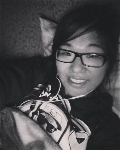 Last minute sleepovers r the BEST!! 😘 Fam bam time w my cousins 😊 Ilovesleepovers
