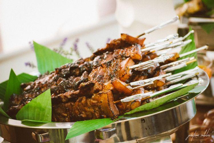 Pork Barbecue.
