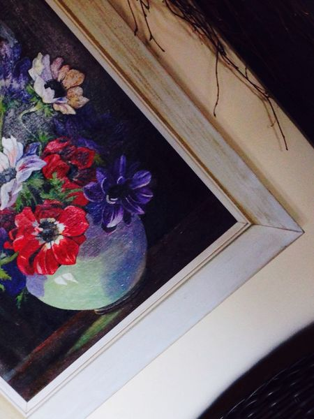 Maximum Closeness Picture Frame Art Oiloncanvas Oil Painting Flower Arrangement My Point Of View The Week On EyeEm The Week On EyeEm Visual Creativity