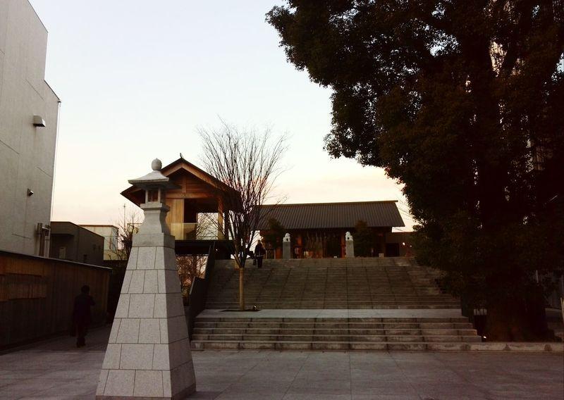 赤城神社 神楽坂