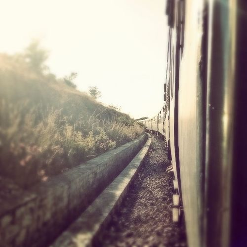Train Photooftheday Randomclick Indianrailway Instaedit Instagramhub Akrfoto